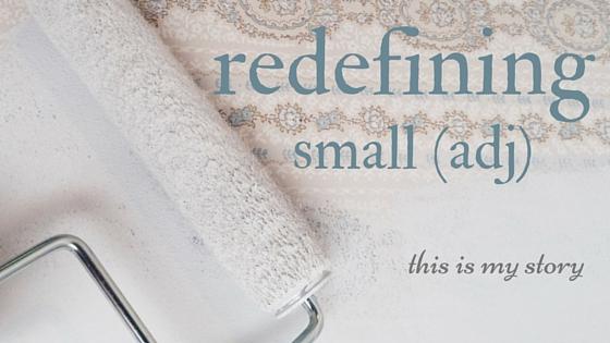 small (adj) (2)