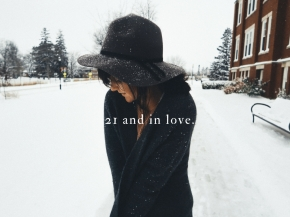 21 and inlove.