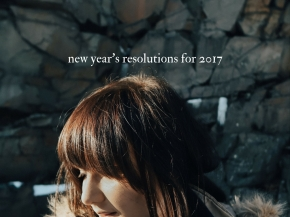 new year's resolutions for2017.